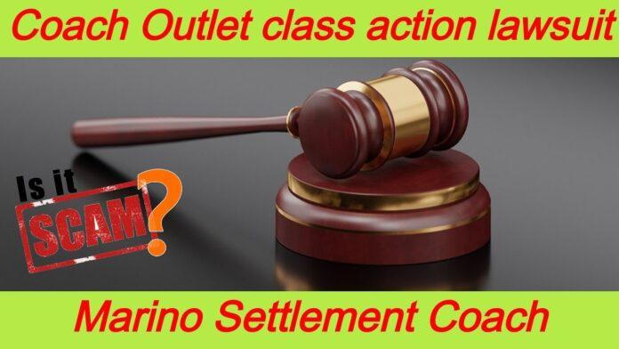 Marino Settlement Coach