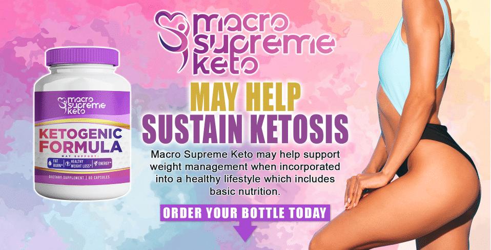 Macro Supreme Keto