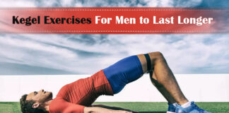 Kegel Exercises For Men to Last Longer