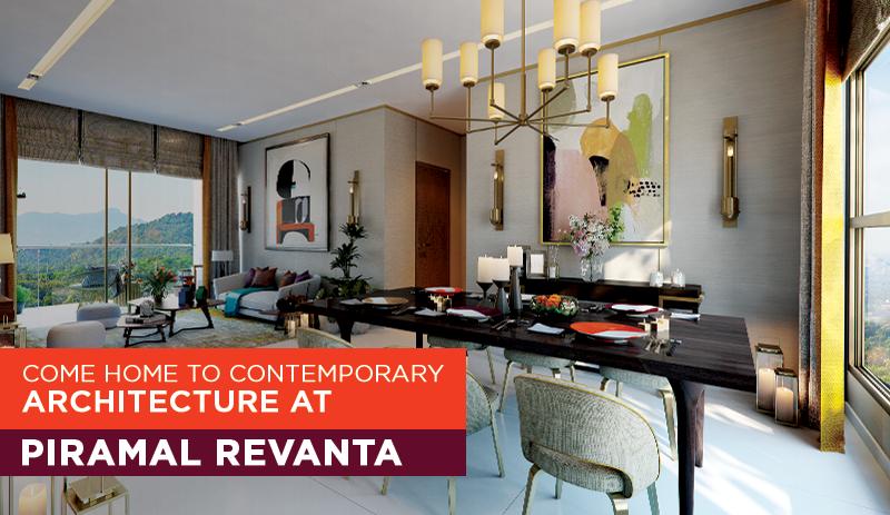 Contemporary Architecture at Piramal Revanta