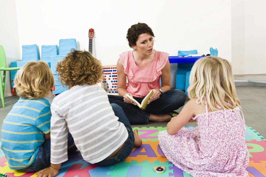 Child Care Courses: Helping Young Children Flourish