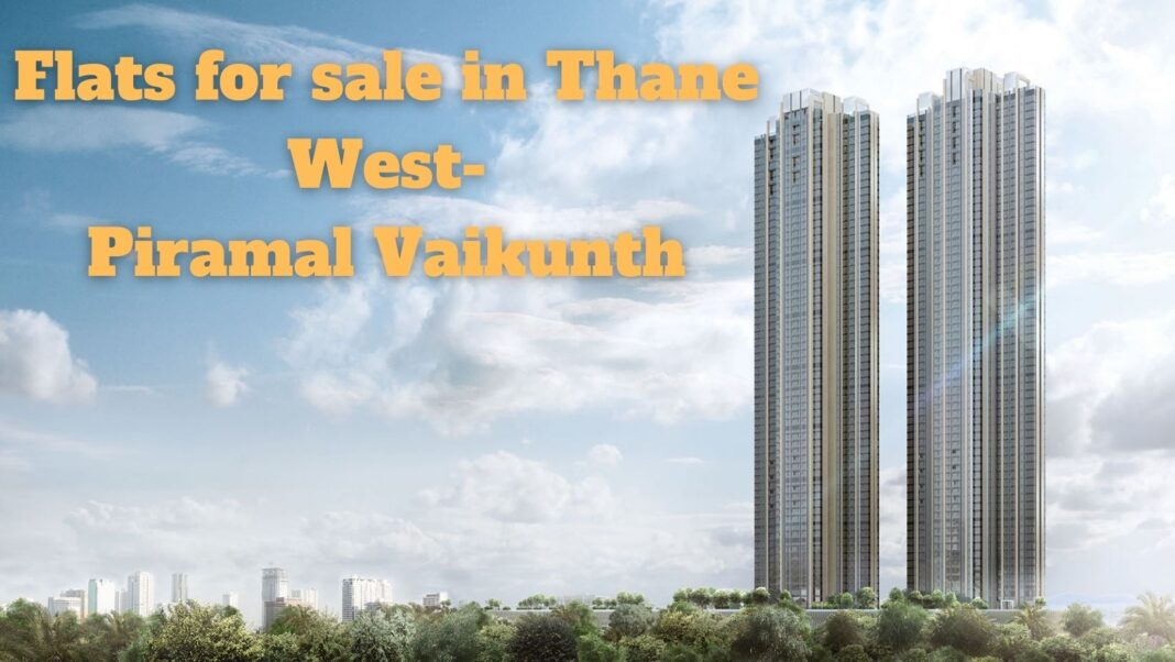 flats for sale in Thane West