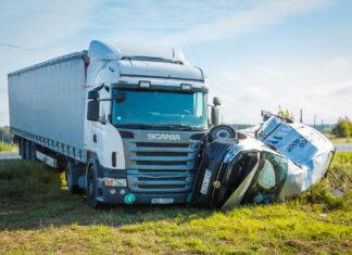18-wheeler accident