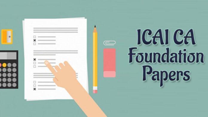CA Foundation Test Series