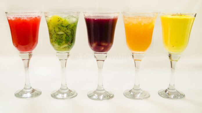 Refreshing Welcome Drinks