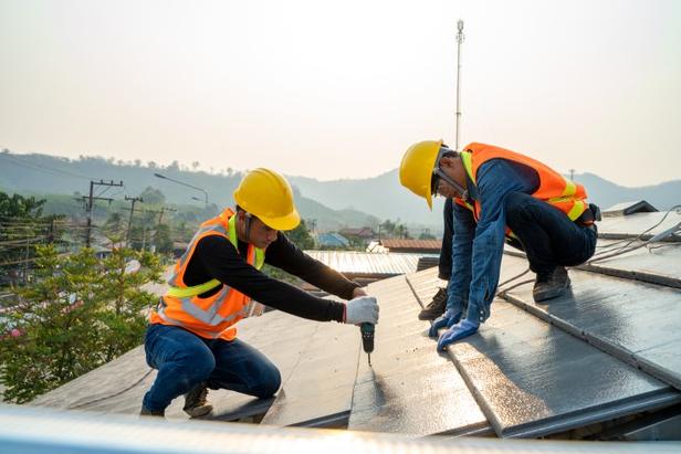 Roof Repair Signs Roofing Companies