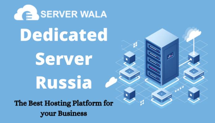 Serverwala Dedicated Server Russia