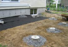 Types Of Ground Level Deck Footings