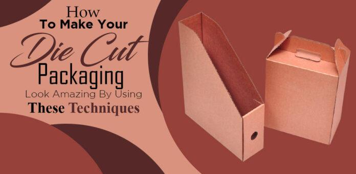 Die Cut Packaging