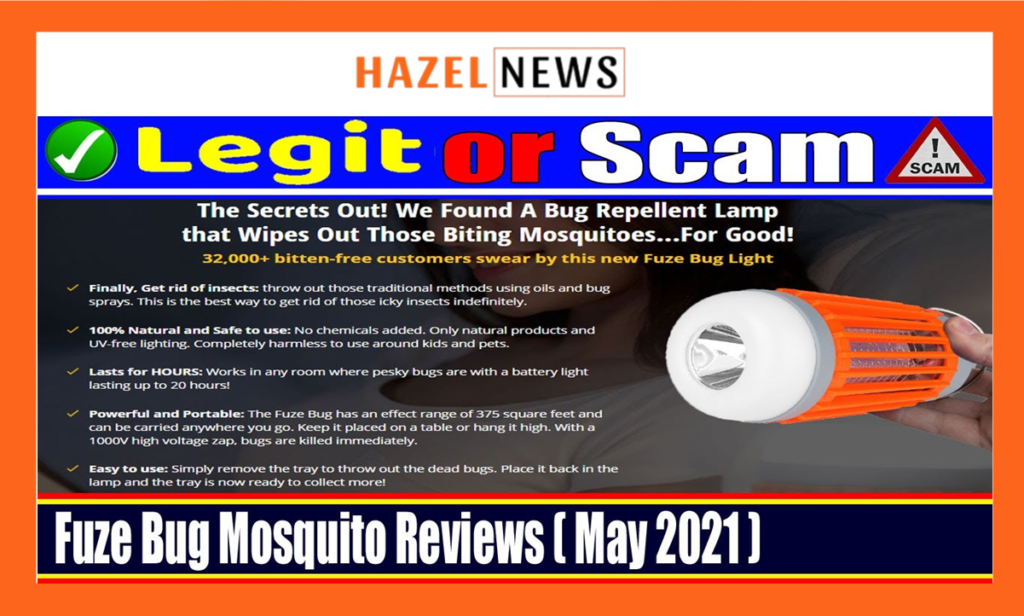 FuzeBug Mosquito