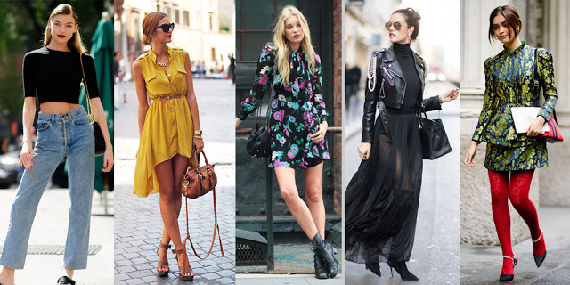 Types of Dresses and How you can Style Them