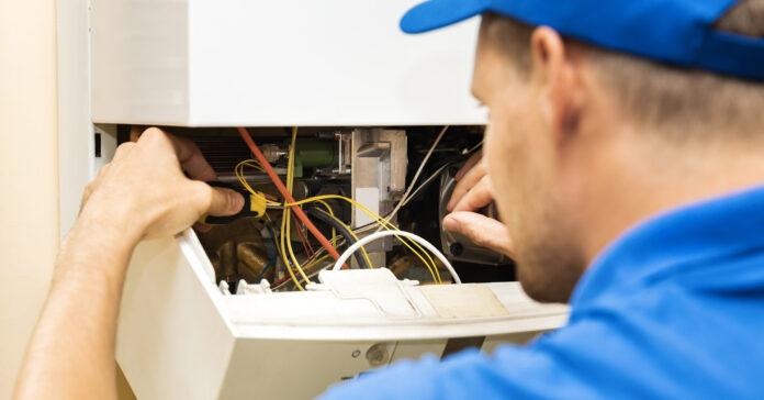 Boiler repair Ilford