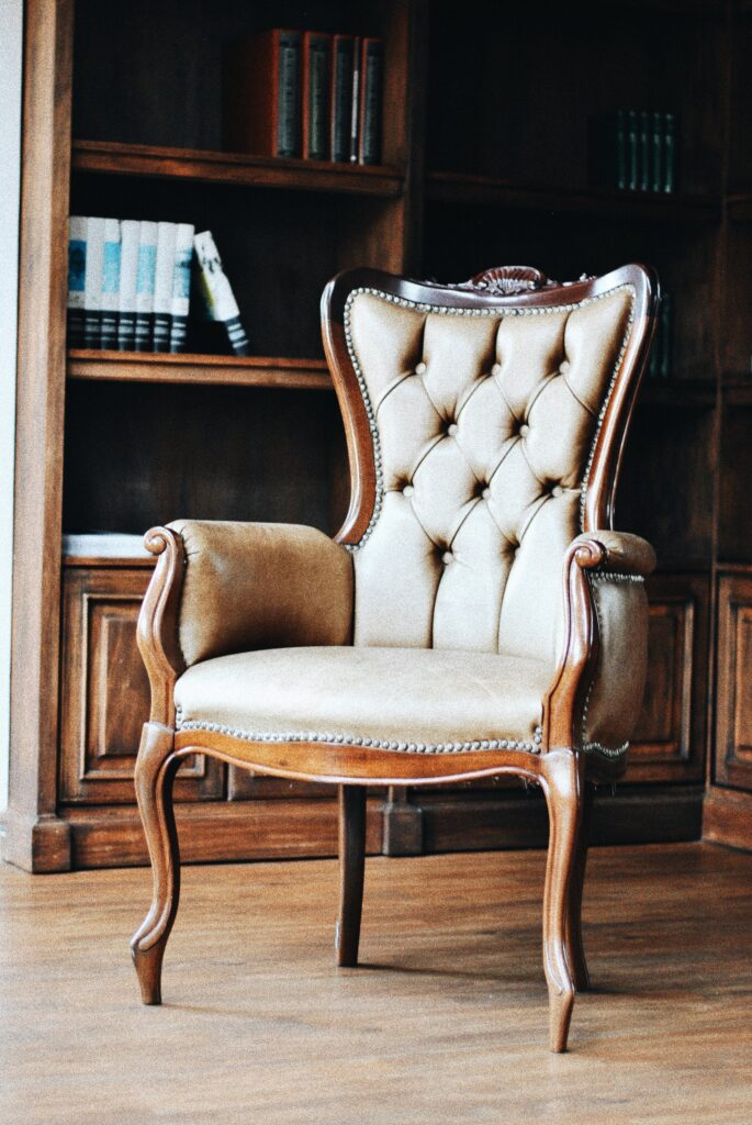 Leather Dining Chairs UK