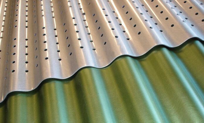 metal corrugated sheet