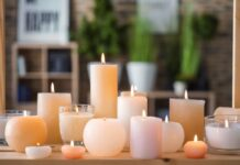 4 THINGS YOU NEED TO KNOW ABOUT SOY CANDLES