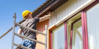 Are You Renting a Scaffolding to Paint Your House?
