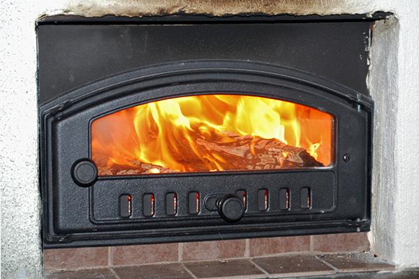 Propane Fireplace Insert